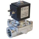Solenoid Valves for Industrial Oxygene